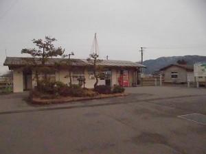 越前東郷駅を見てきました。 越前東郷駅舎/どこまでもアマチュア
