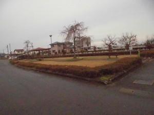 越前東郷駅を見てきました。 「東郷駅前ふれあい公園」/どこまでもアマチュア
