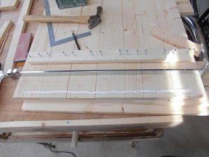 日曜大工教室~我流か自己流か編~ 木工ボンド塗り/どこまでもアマチュア