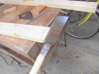日曜大工教室~基礎からやり直し編~ 新しいのこぎりで床板を加工/どこまでもアマチュア