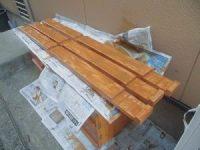 日曜大工教室~基礎からやり直し編~ 床板のペンキ塗り/どこまでもアマチュア