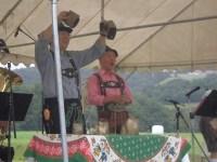 竹田年志(たけだ としゆき)氏がクーグロッケンで演奏する「雪のワルツ」