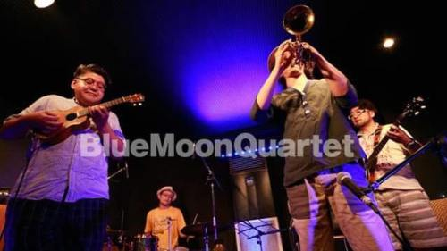 BlueMoonQuartetLive at YUMEYA