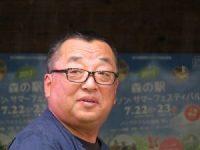 大野市民吹奏楽団の指揮者 前田氏