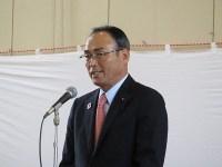 福井県議会議員 山岸 猛夫(やまぎし たけお)氏
