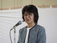 大野市議会議員 梅林 厚子(うめばやし あつこ)氏