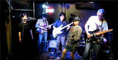 "RadS ""Rad root Square"" Live at Bar jake"