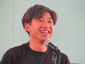 荻原 健司氏