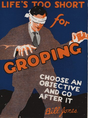 lifes too short for groping
