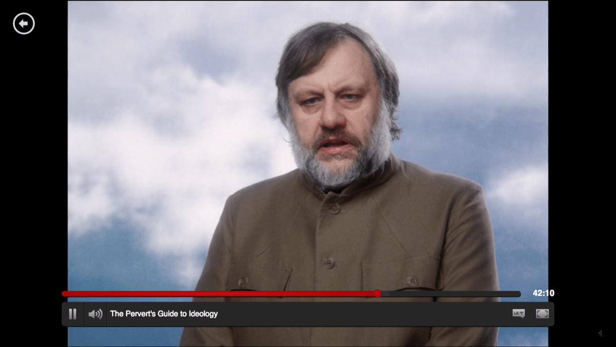 The Pervert's Guide to Ideology scene