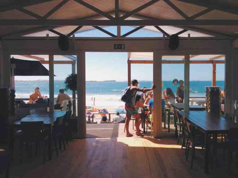 best beach restaurant