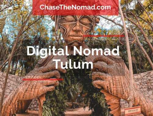 Digital Nomad Tulum