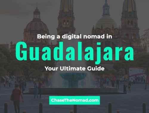 Digital Nomad Guadalajara
