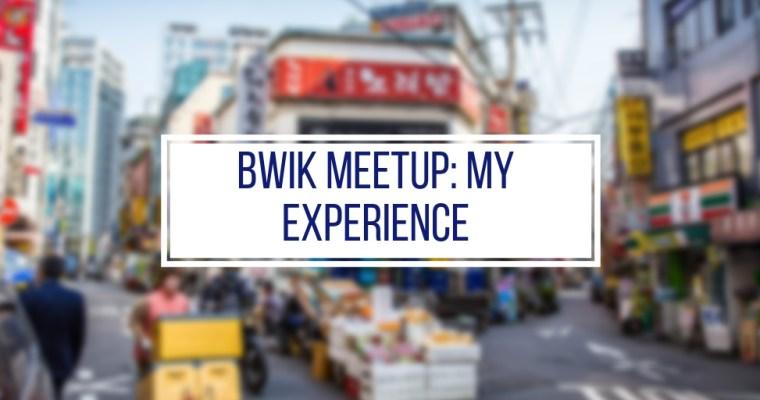 Black Women in Korea Meet-up