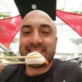 Inspector Angelo Alunni sushi Tursenia