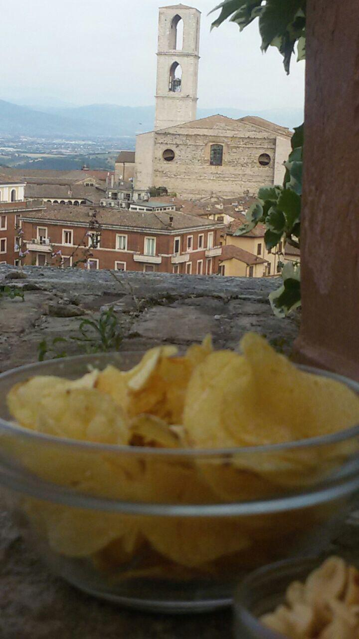 aperitivo con vista tursenia overview panorama landscape italy
