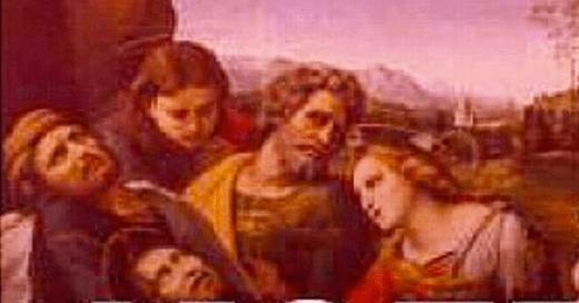 Italian historical short story