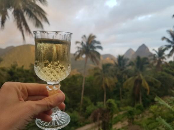Sundowner Crystals St Lucia
