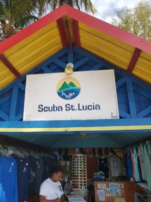 Diving Center Scuba St Lucia