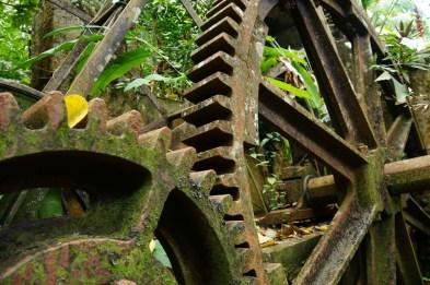 Sugar Mill, Balenbouche, Ruins