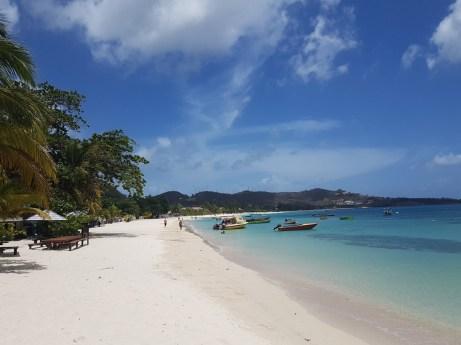 Der Grand Anse Beach