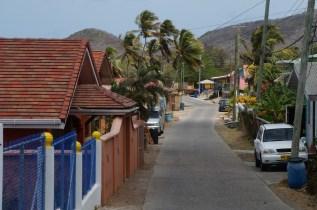 Die Straßen in Carriacou