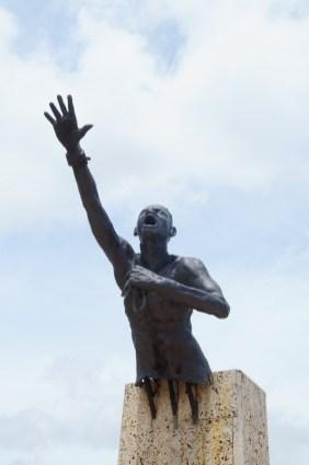 Sklaven Befreeiungsmonument