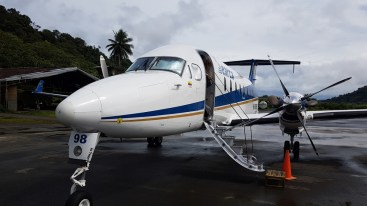 Unser Mini Flugzeug