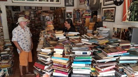 Mora Buchladen, San Jose