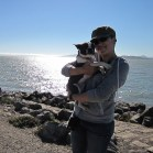Ace with Mama and the SF Bay