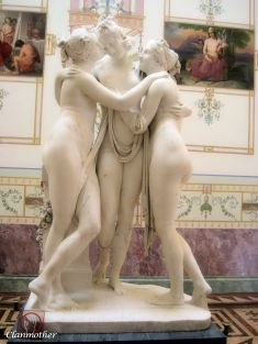 The Three Graces, Hermitage Museum
