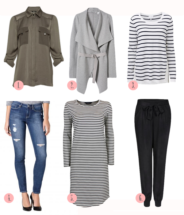 packing for a weekend away capsule wardrobe