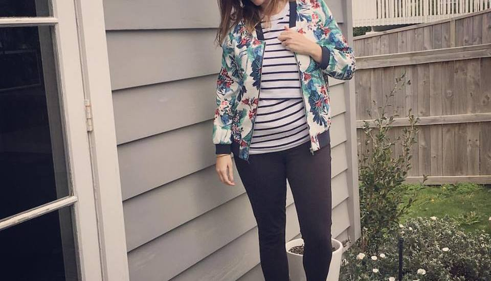 Trend to Try: The Floral Bomber