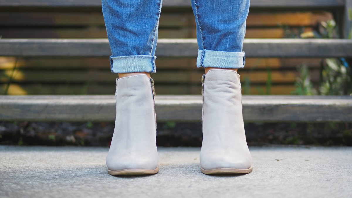 Style Lesson: Wearing Jeans + Ankle Boots (plus other winter pant options)