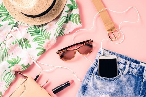 How To: Create A Travel Capsule Wardrobe