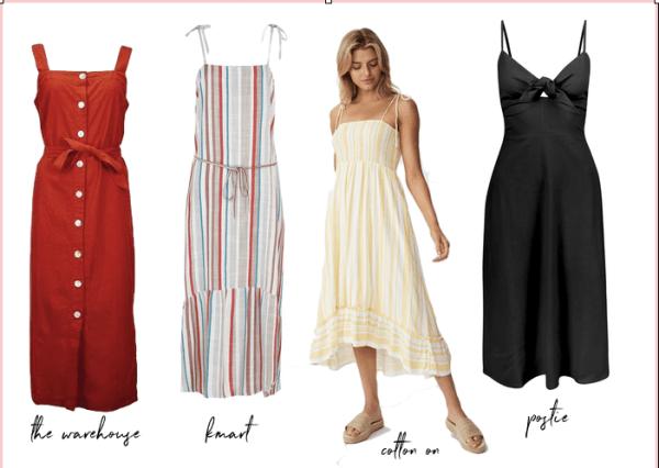 10 Summer Dresses Under $50