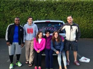 Our van!!