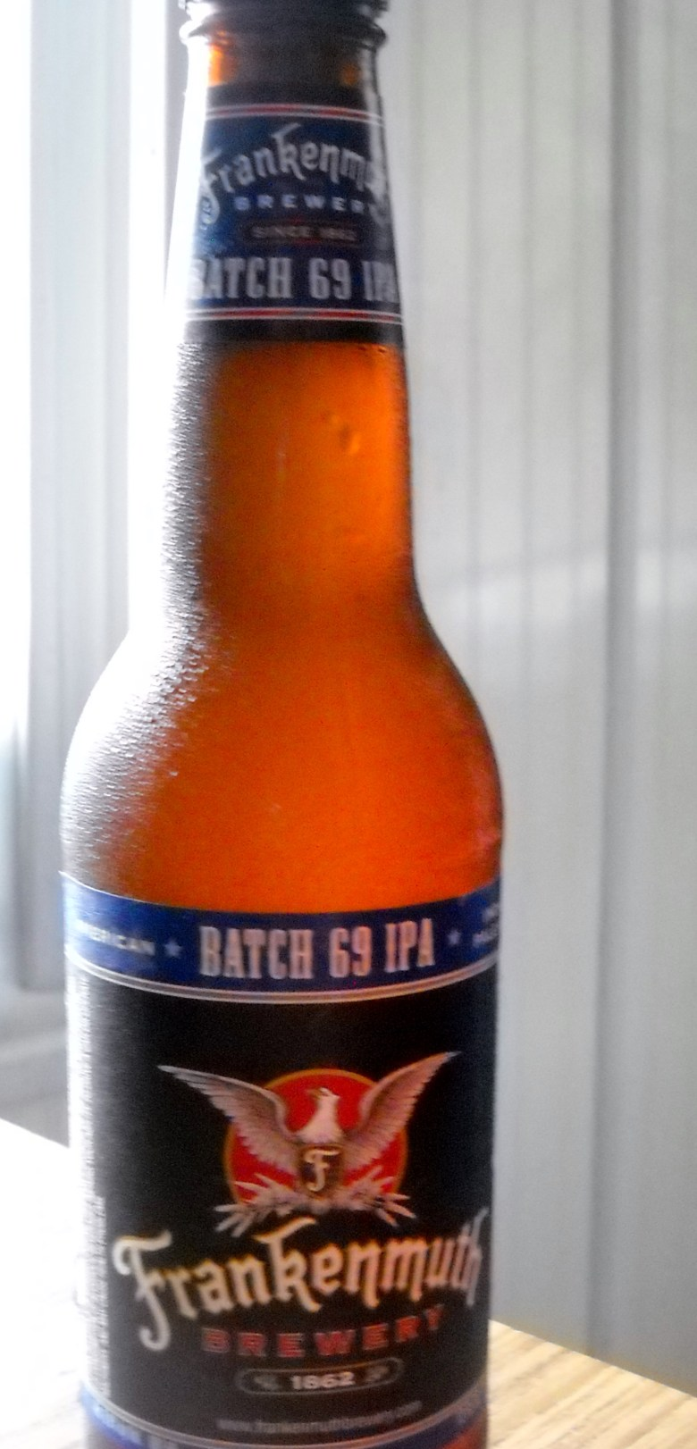 Beer blog: Frankenmuth Batch 169 IPA