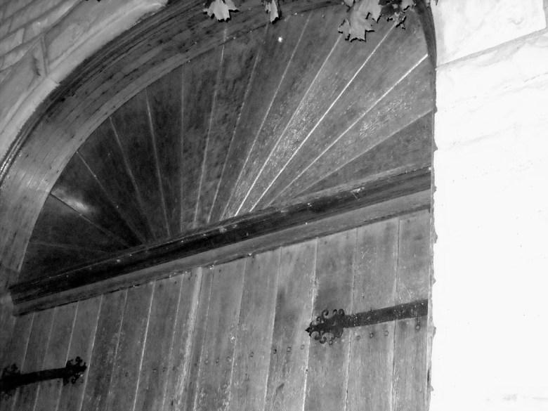 Black & White Photo Challenge: Doors or Windows