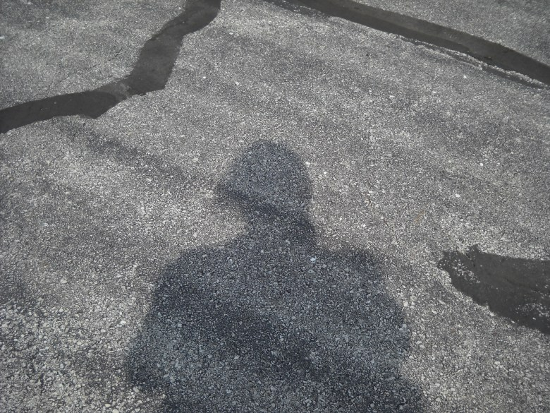 Day 21 of 30 Photo Challenge: faceless self-portrait