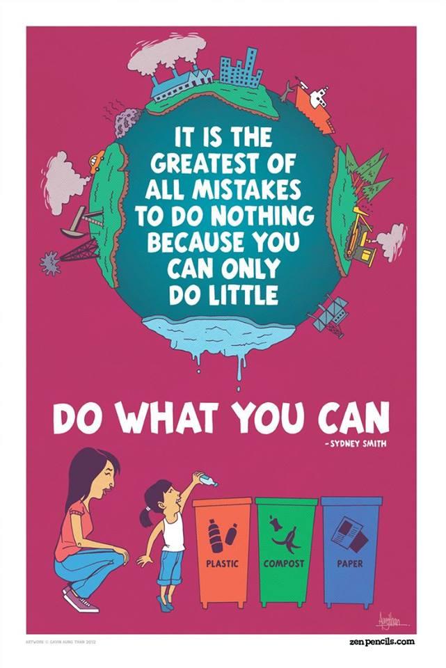 Recycling: What's Taken Me So Long?