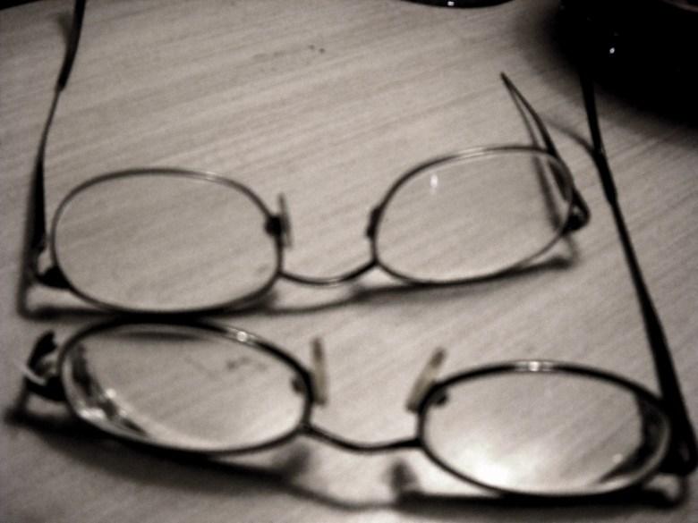 Glasses: A Love Story
