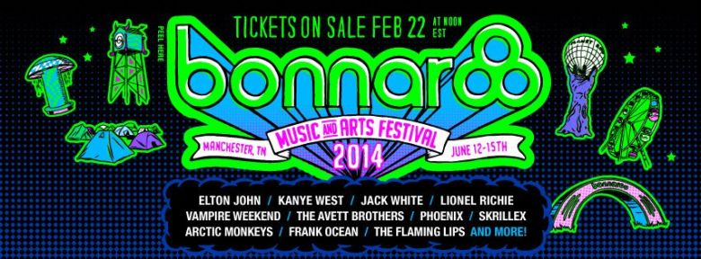 The Bitch is Back - at Bonnaroo?
