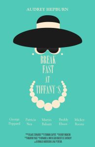 http://www.behance.net/gallery/Breakfast-At-Tiffanys-Movie-Poster/3186417