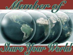 Share YourWorld week 13
