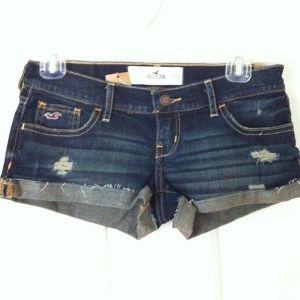 http://www.storenvy.com/products/592376-hollister-denim-short-shorts