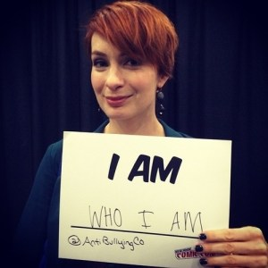 http://newyorkcomiccon.tumblr.com/post/63940644109/who-is-feliciaday-via-antibullyingco-at-nycc