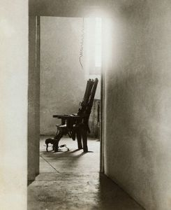 http://www.corbisimages.com/stock-photo/rights-managed/VV5071/electric-chair-at-sing-sing-prison