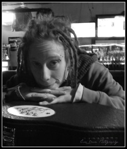 She's totally  my friend. http://www.reverbnation.com/CharmaineEvonne