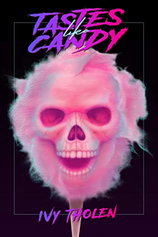 tastes like candy book cover